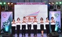 กิจกรรม Happy CG & Happy CSR Day